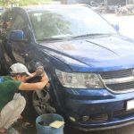 Bảng giá sơn xe ô tô, sơn quây ô tô tại Tp.HCM