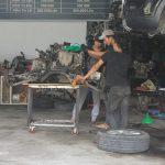 Garage Sửa Chữa ô tô Tân Bình